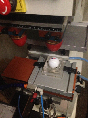 Golf Ball Printer in South Africa